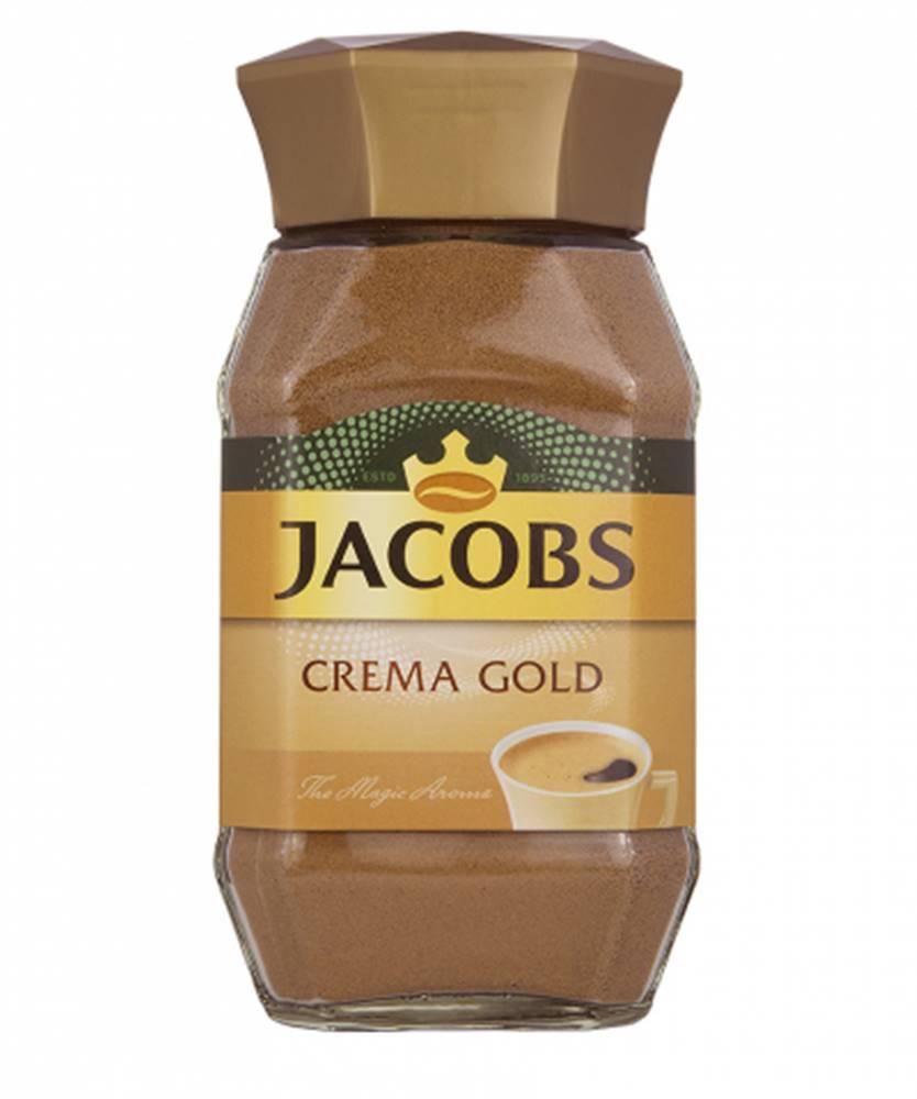 Douwe Egberts Jacobs Crema Gold instantná káva 200g