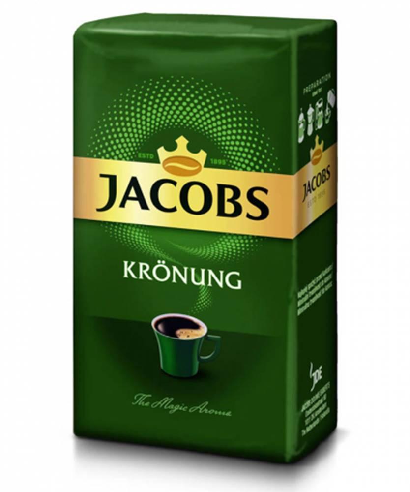 Douwe Egberts Jacobs Krönung pražená mletá káva 250g