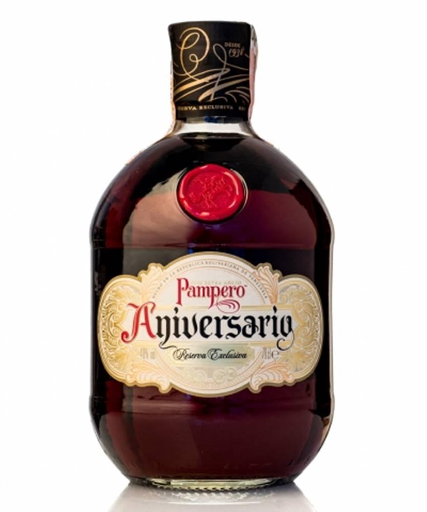 Industrias Pampero Pampero Ron Reserva Aniversario 0,7l (40%)