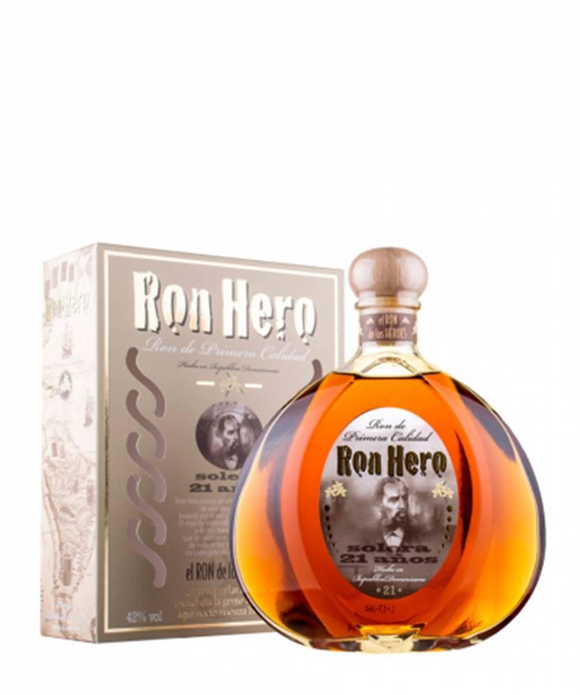 Ron Hero Ron Hero Solera 21YO 0,7l (42%)