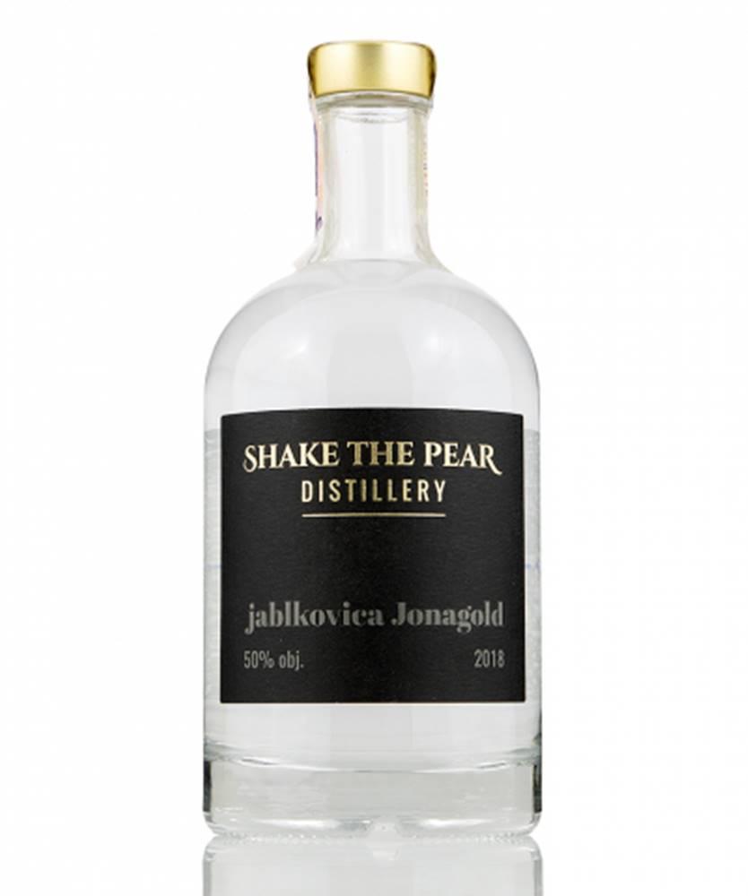 Shake The Pear Distillery Shake The Pear Jablkovica Jonagold 0,5L (50%)