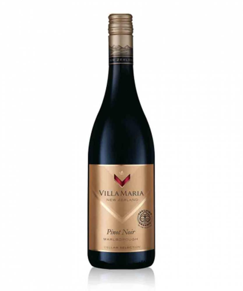 Villa Maria Estate Villa Maria Cellar Selection Pinot Noir Organic 0,75l