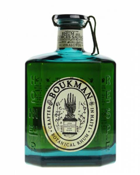 Boukman Boukman Rhum 0,7L (45%)