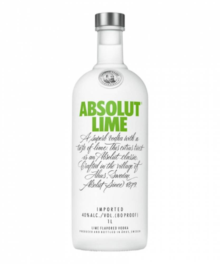 Absolut ABSOLUT Lime 1L (40%)