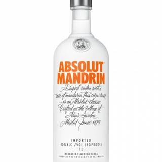 ABSOLUT Mandrin 1L (40%)