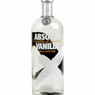 ABSOLUT Vanilia 1L (40%)