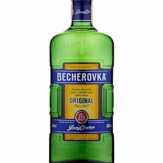 Becherovka 0,5l (38%)