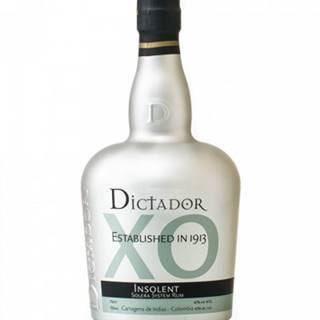 Dictador XO Insolent 0,7l (40%)