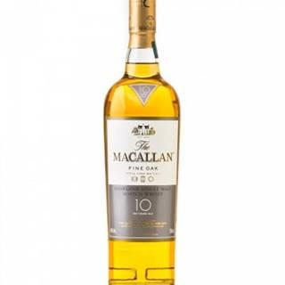 Macallan 10YO Fine Oak 0,7l (40%)