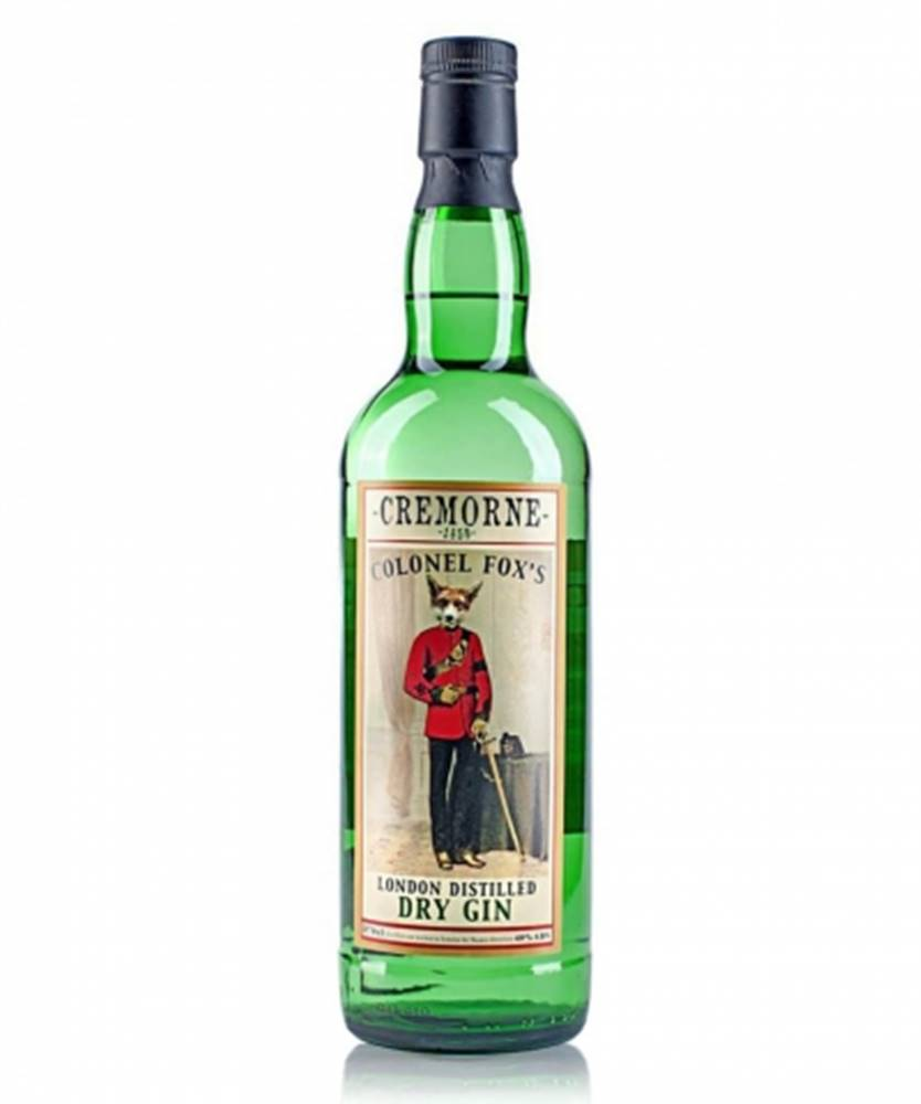 Cremorne 1859 Cremorne 1859 Colonel Fox London Dry Gin 0,7l (40%)
