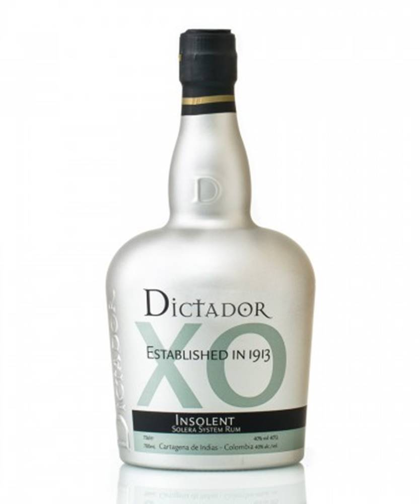 Destilería Colombia Ltd (Dictador) Dictador XO Insolent 0,7l (40%)