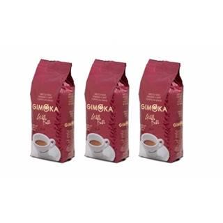 Gimoka Gran Bar zrnková káva 3 x 1 kg