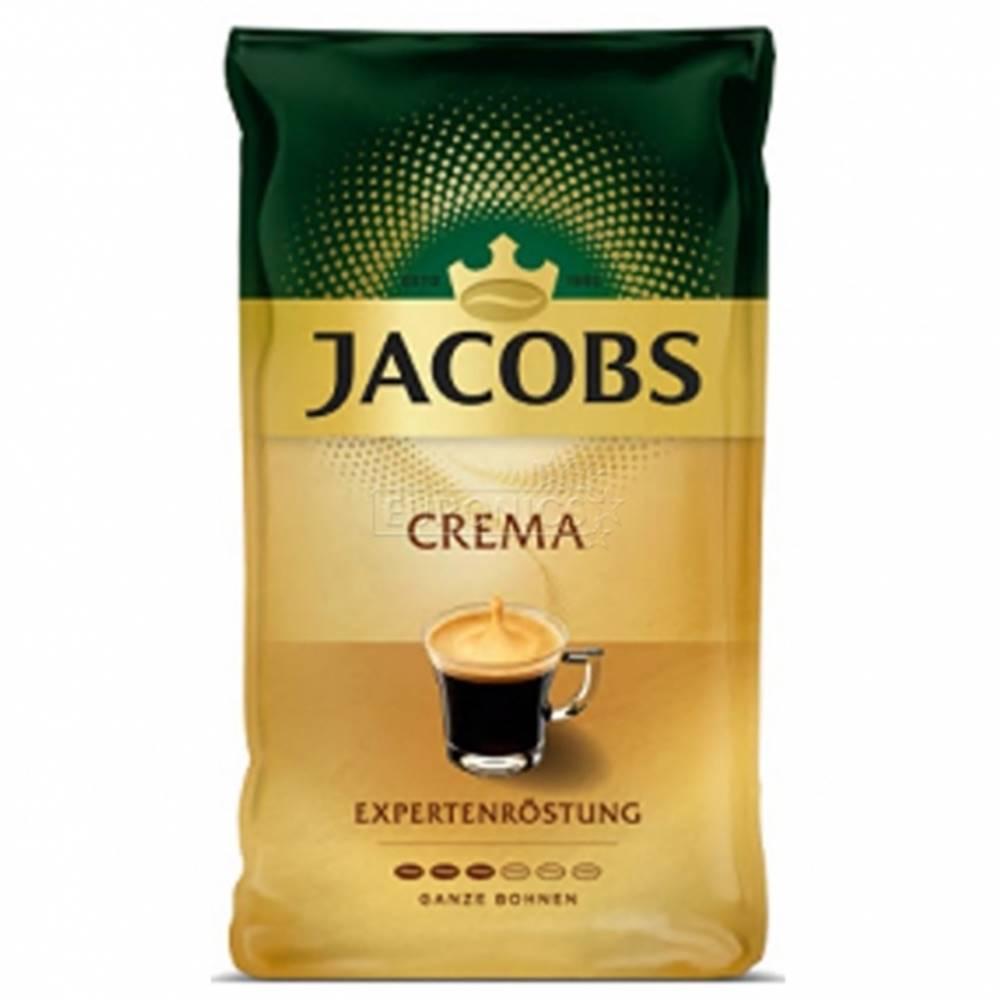 JACOBS Jacobs Crema Gold zrnková káva 1 kg