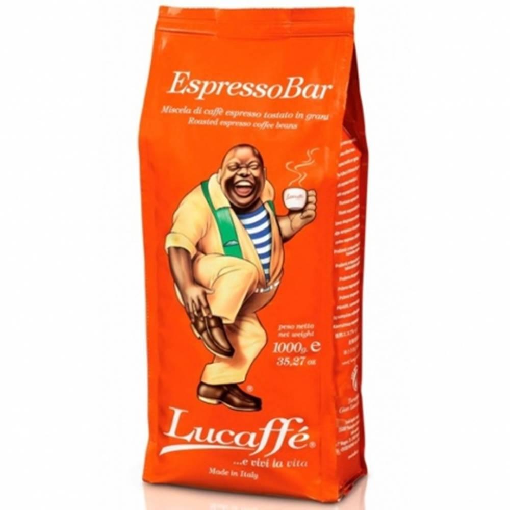 LUCAFFÉ Lucaffé Espresso Bar zrnková káva 1 kg