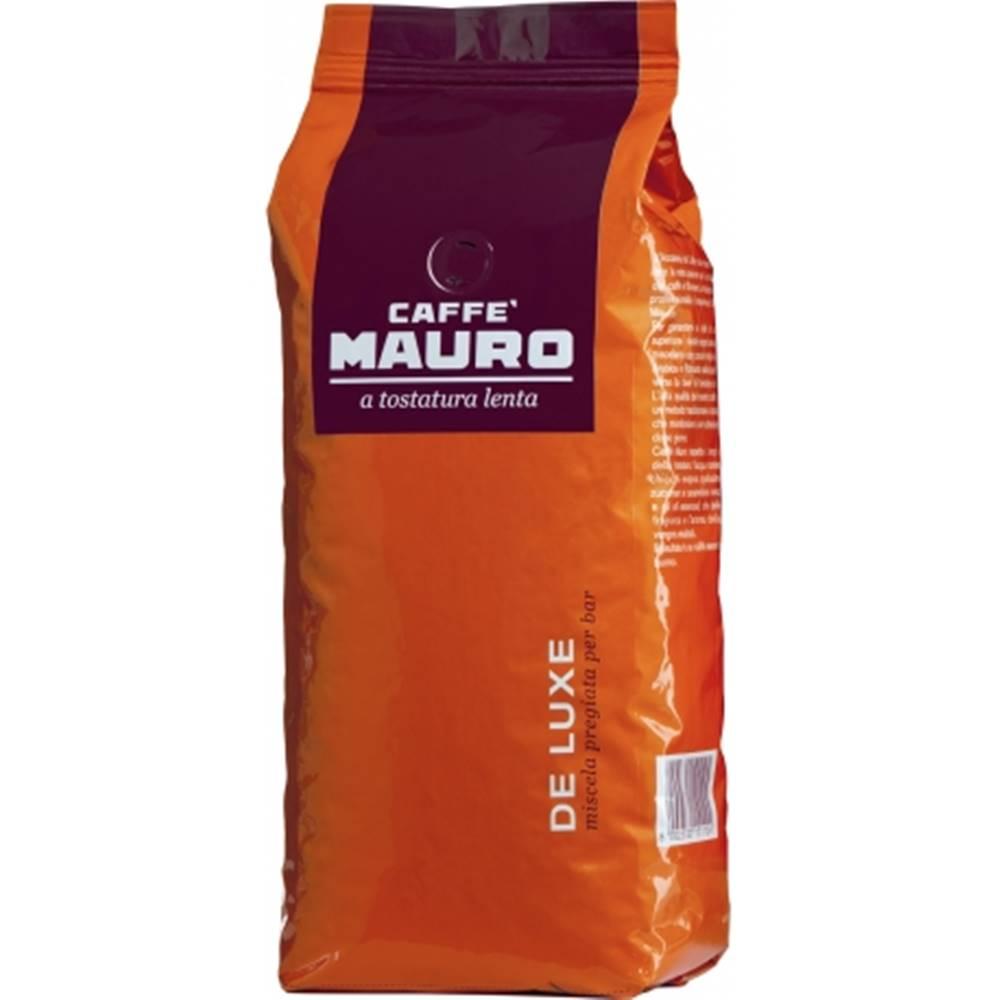 MAURO Mauro caffé De Luxe zrnková káva 1 kg