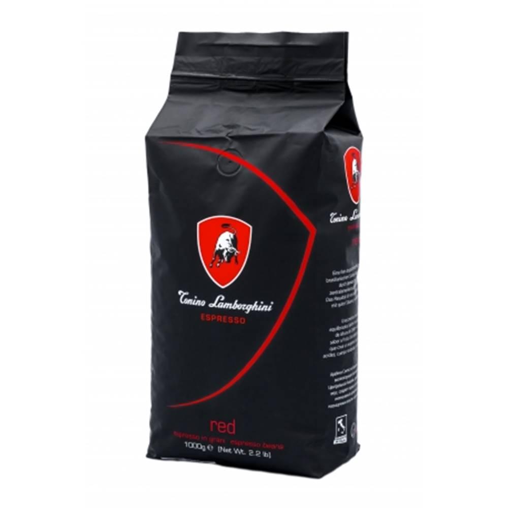 ALFREDO Tonino Lamborghini Espresso Red zrnková káva 1 kg