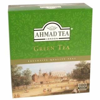 Ahmad zelený čaj sáčky 100 ks x 2 g