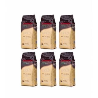 Kimbo Aroma Gold zrnková káva 6 x 1 kg
