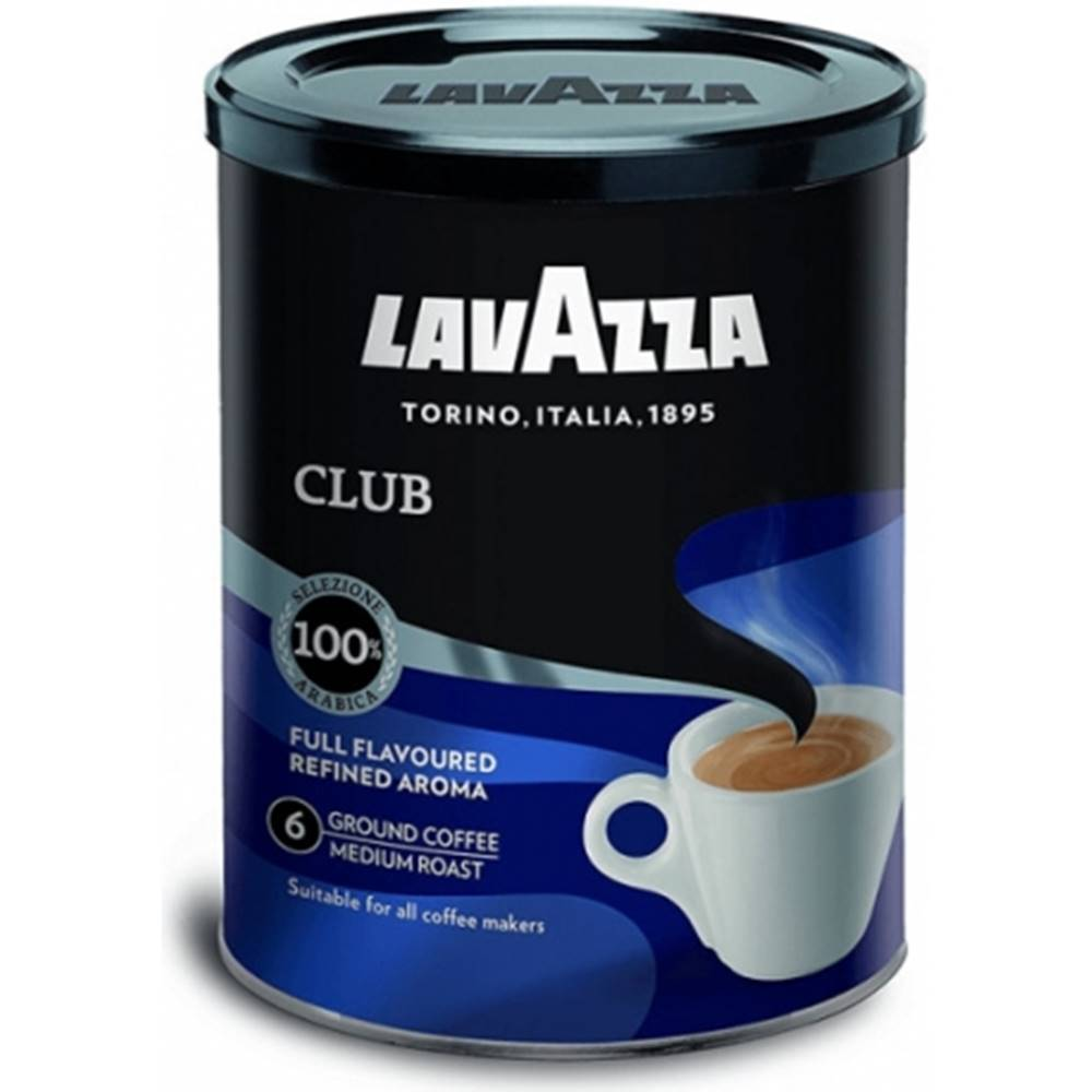 Lavazza Lavazza Club dóza mletá káva 250 g