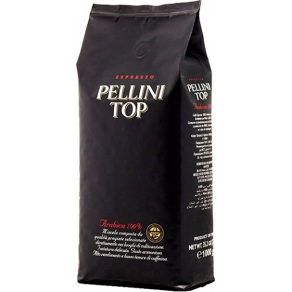 PELLINI Pellini TOP 100% arabika zrnková káva 1 kg