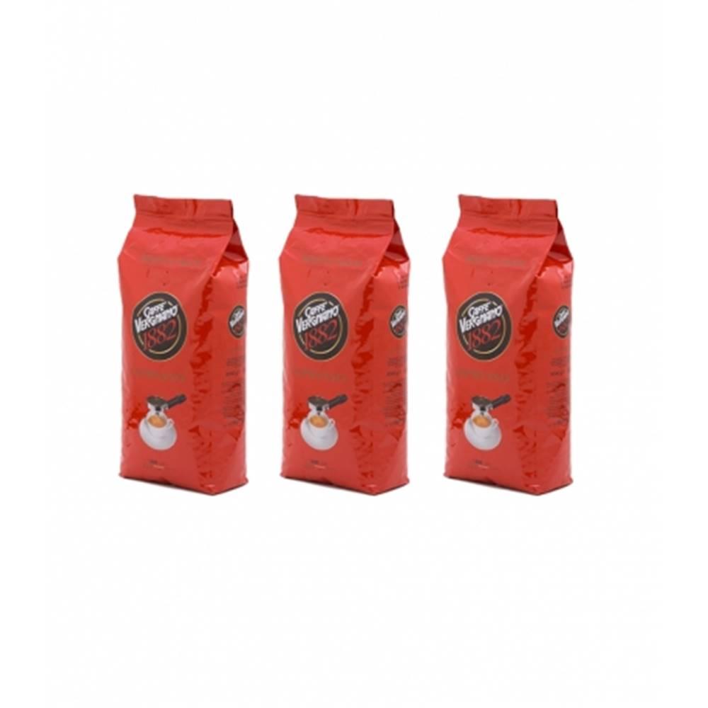 VERGNANO Vergnano Espresso Bar zrnková káva 3 x 1 kg