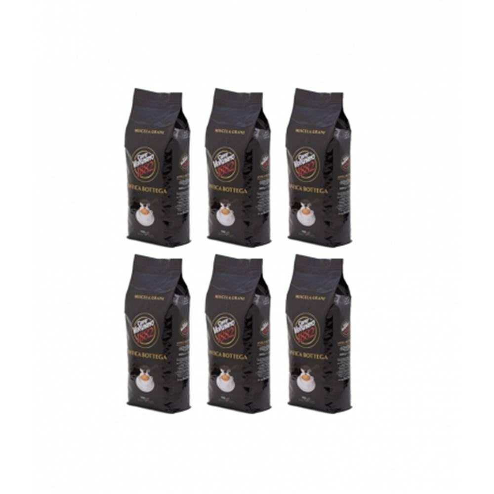 VERGNANO Vergnano Miscela Antica Bottega zrnková káva 6 x 1 kg