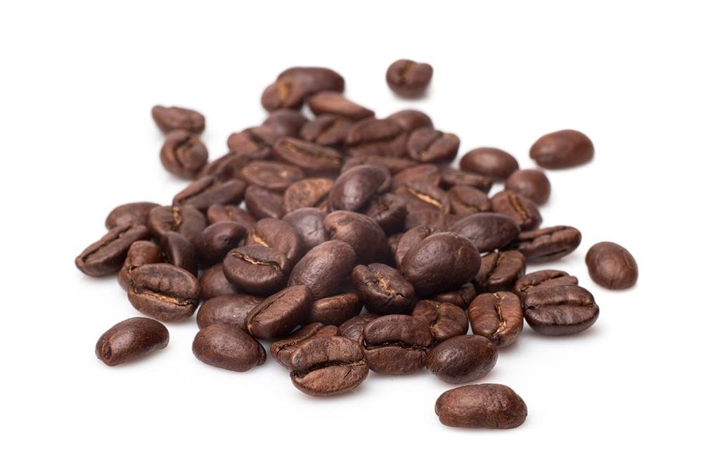 Manu cafe BRAZÍLIA MINAS DECAF BEZKOFEINOVÁ zrnková káva, 50g