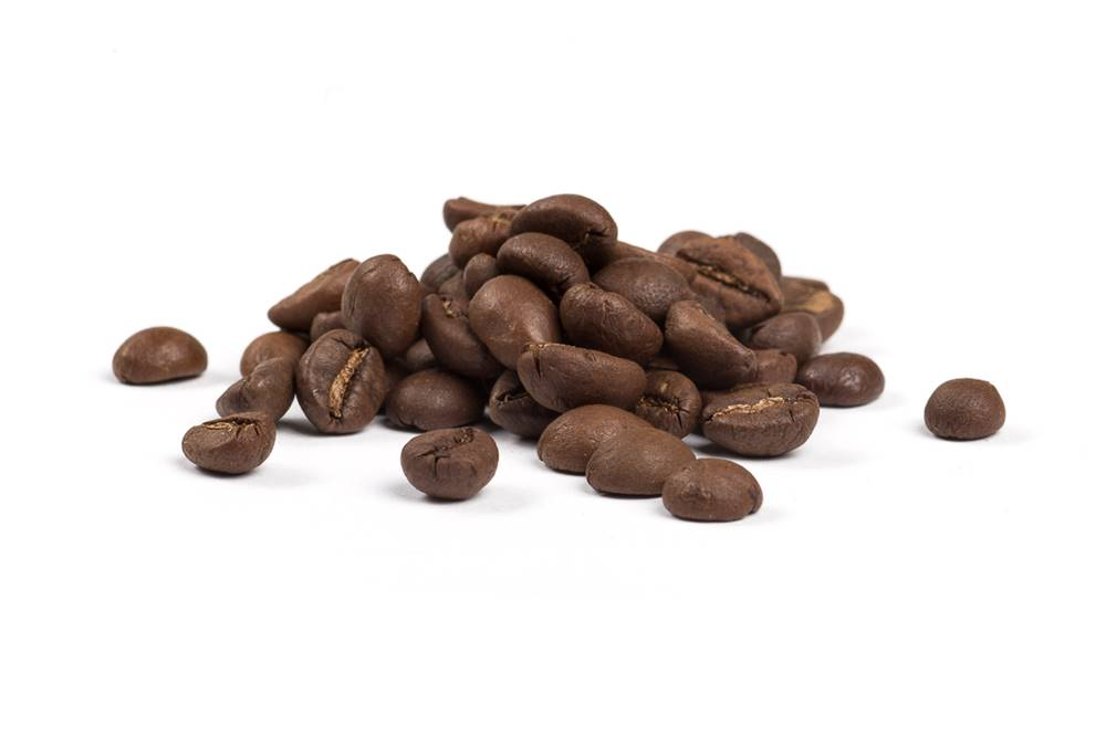Manu cafe INDIA ROBUSTA PARCHMENT AB BIO - zrnková káva, 50g