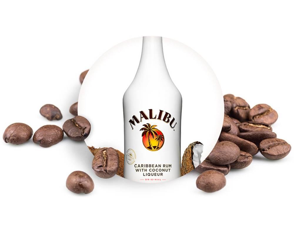 Manu cafe MALIBU zrnková káva, 50g