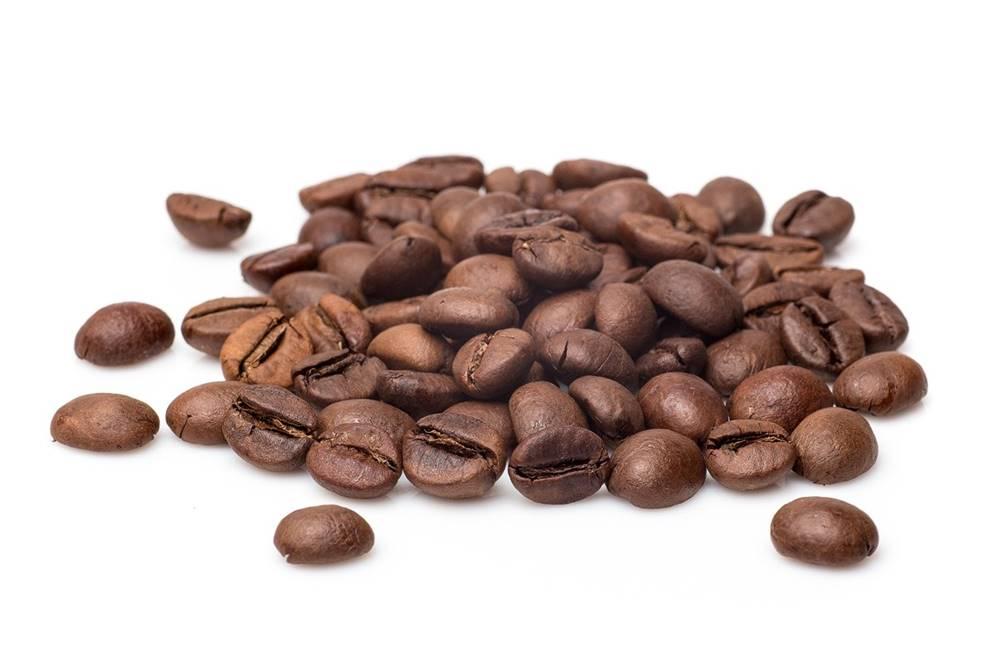 Manu cafe ROBUSTA INDIA MONSOONED zrnková káva, 50g