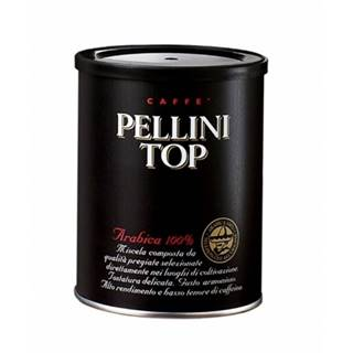 Pellini TOP 100% arabika mletá dóza 250 g