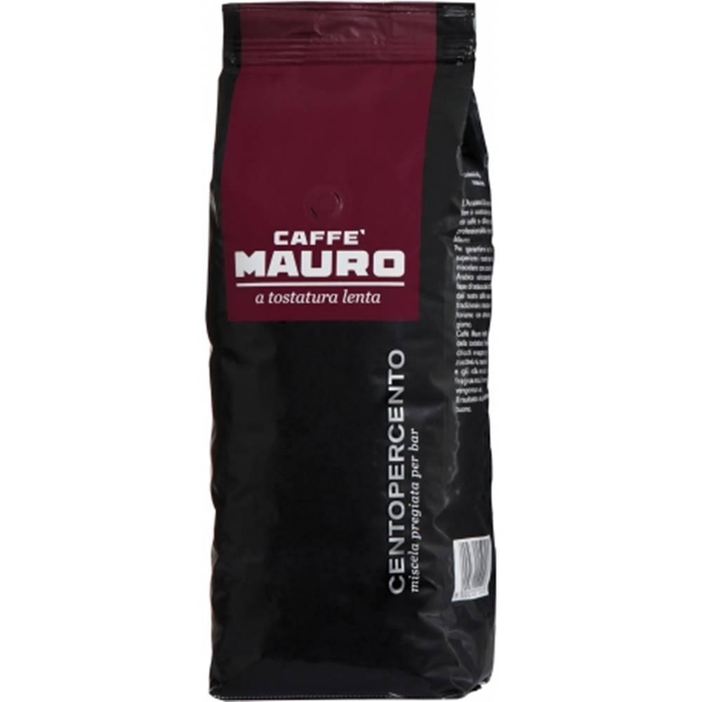 MAURO Mauro caffé Centopercento zrnková káva 1 kg