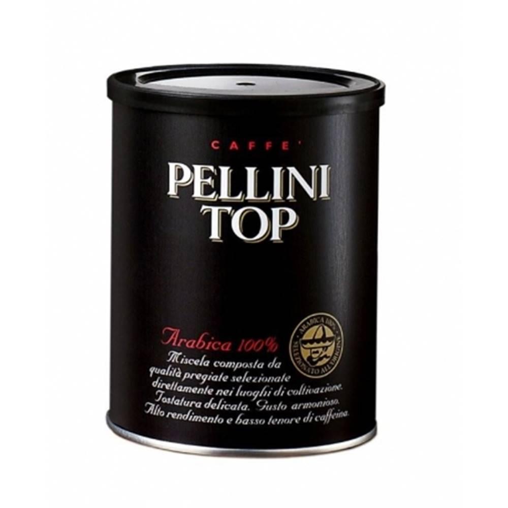 PELLINI Pellini TOP 100% arabika mletá dóza 250 g