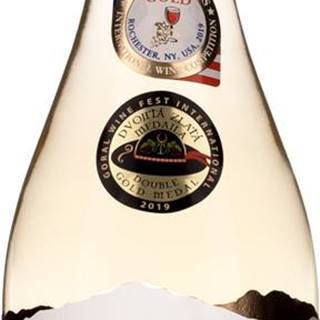 Miluron Bazovinka víno s bazovým kvetom 11,5% 0,75l
