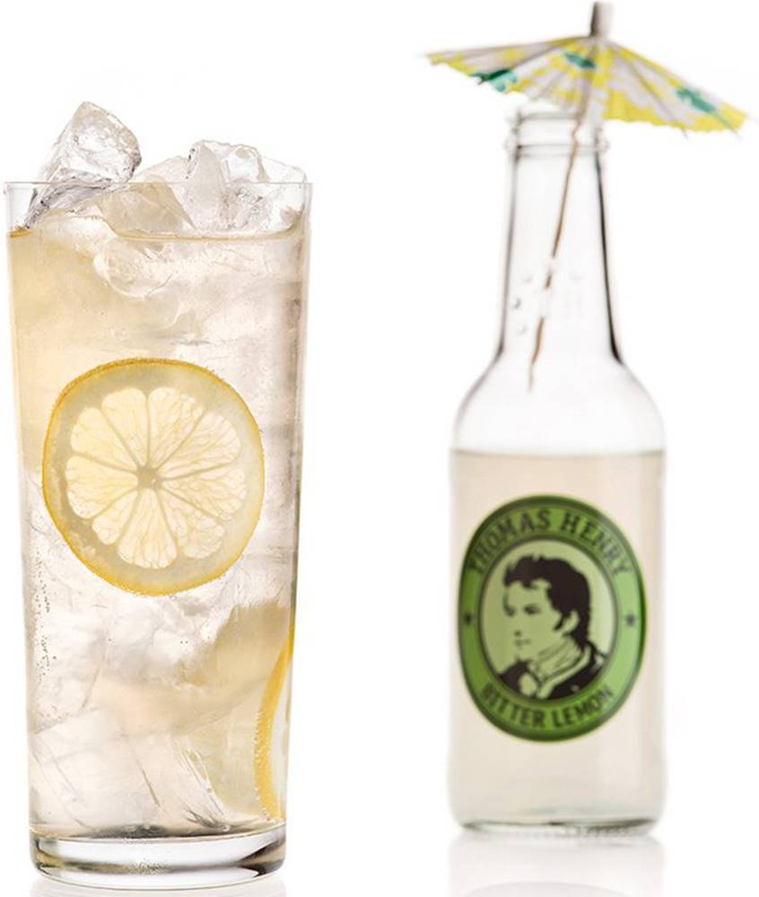 Thomas Henry Gin Lemon