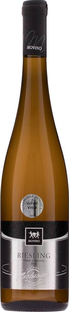Movino Movino Exclusive Riesling 12,5% 0,75l