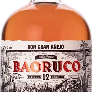 Baoruco Parque 12 ročný Reserva Especial 37,5% 0,7l