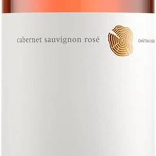 Chateau Rúbaň Cabernet Sauvignon Rosé 12% 0,75l