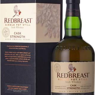 Redbreast 12 ročná Cask Strength 55,8% 0,7l
