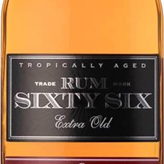 Sixty Six Rum 6 ročný 40% 0,7l