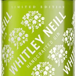 Whitley Neill Gooseberry Gin 43% 0,7l