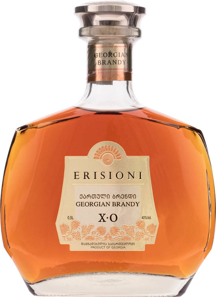 Erisioni Erisioni Georgian Brandy XO 40% 0,5l