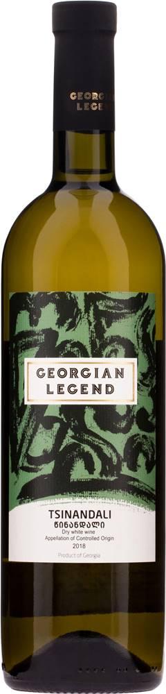 Georgian Legend Georgian Legend Tsinandali 13% 0,75l