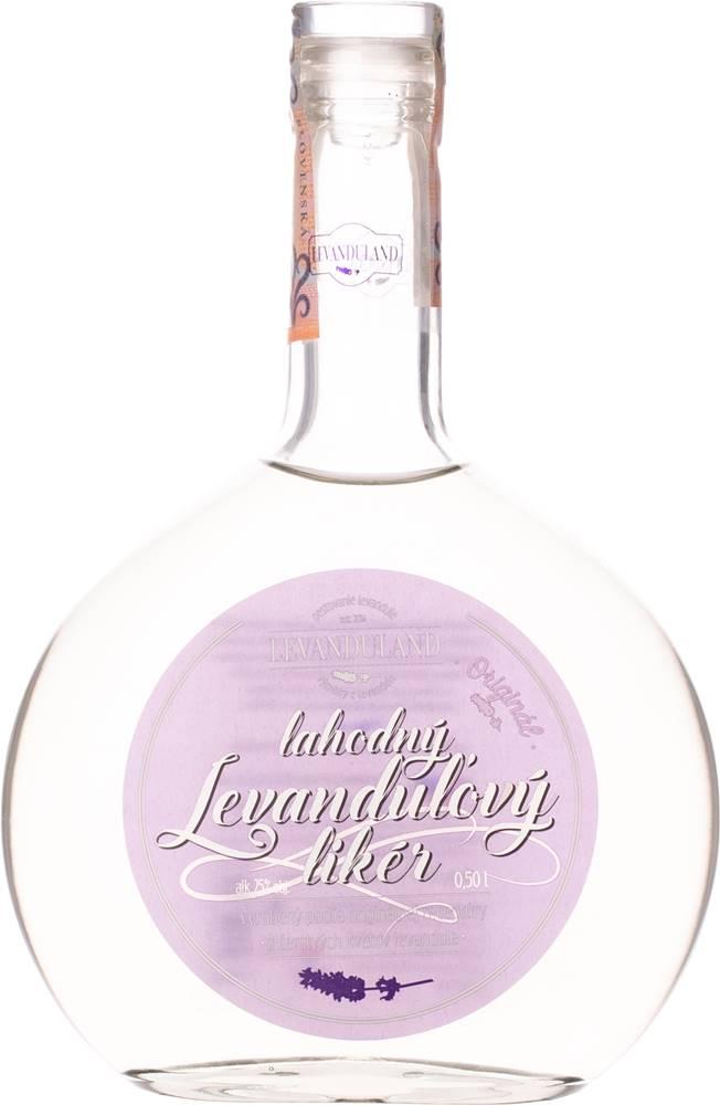 Levanduland Levanduland Levanduľový likér 25% 0,5l