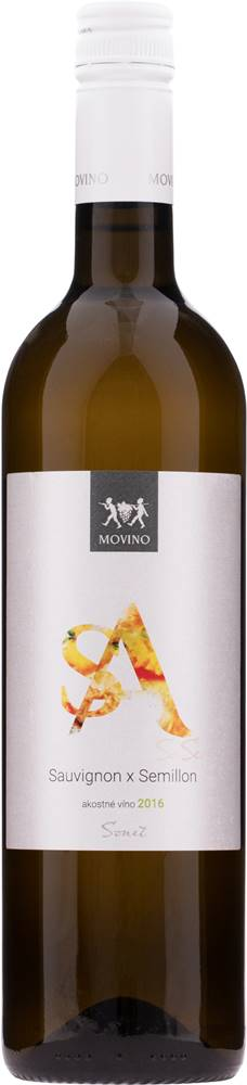 Movino Movino Sonet Sauvignon x Semillon 12,5% 0,75l