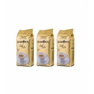 Gimoka Gran Festa zrnková káva 3 x 1 kg