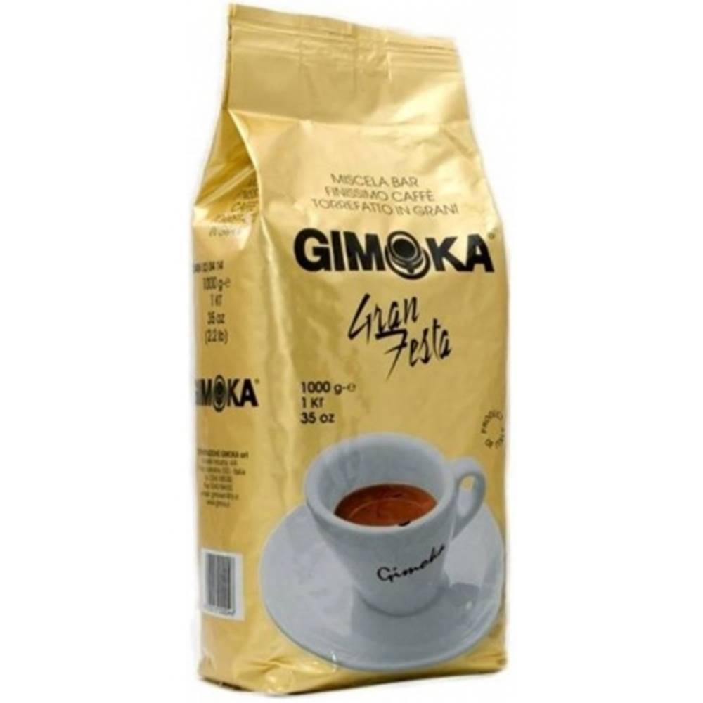 LUCAFFÉ Gimoka Gran Festa zrnková káva 1 kg