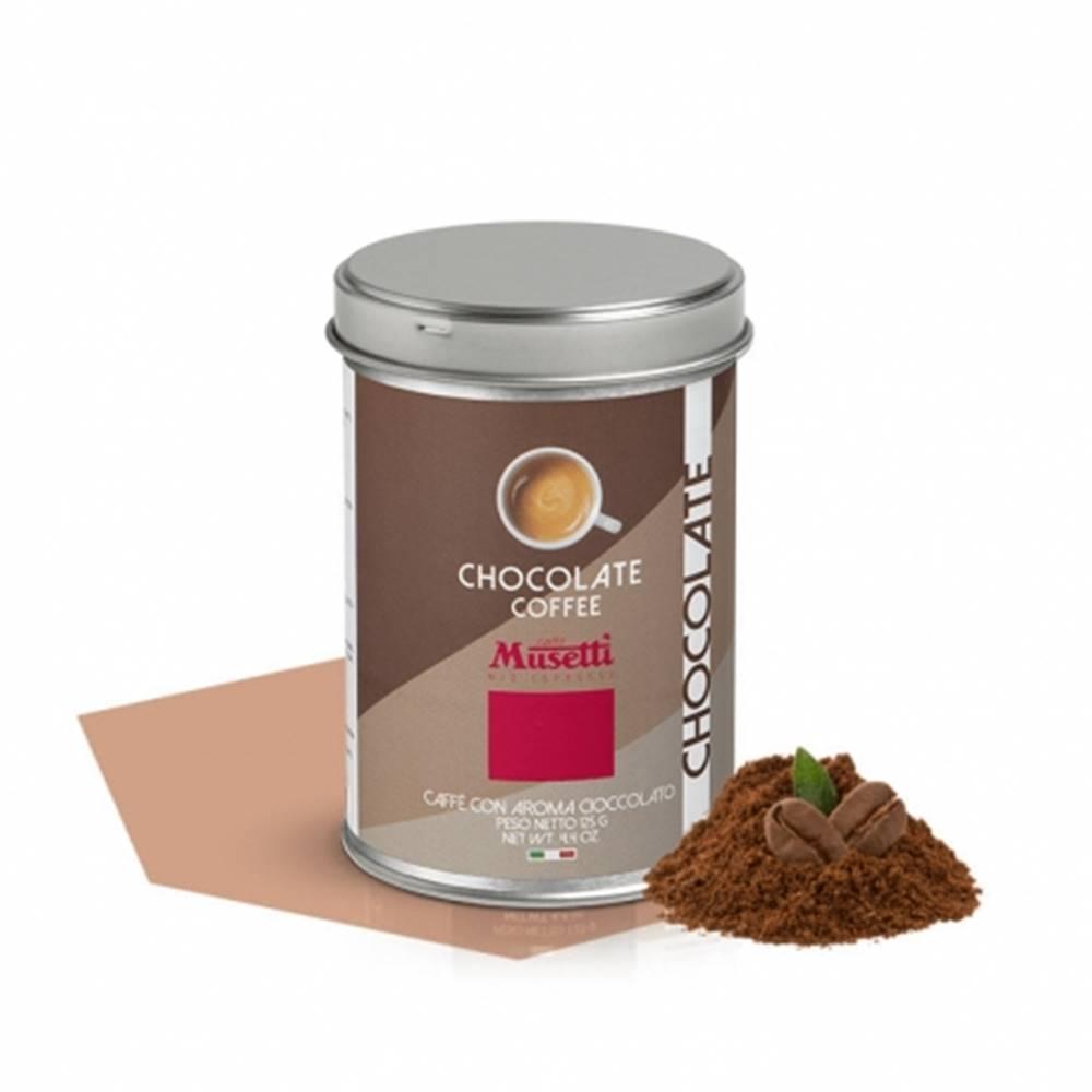 MUSETTI Musetti mletá káva s príchuťou čokoláda 125 g