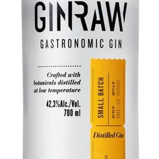 GinRaw Gastronomic Gin  42,3% 0,7l