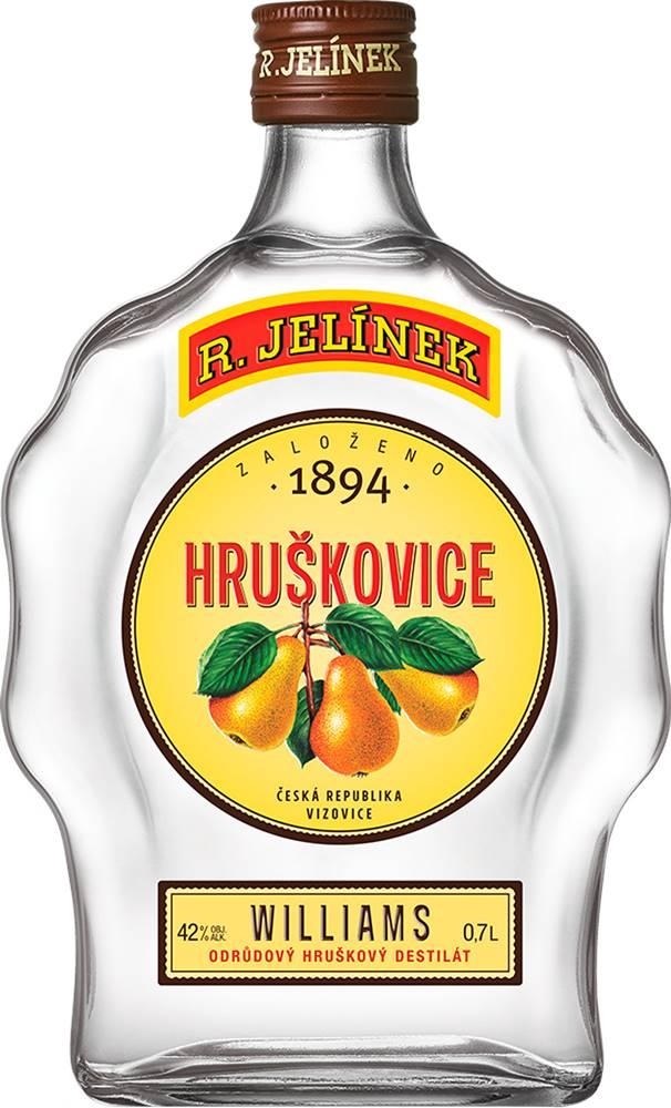 Rudolf Jelínek Rudolf Jelínek Hruškovica Budík 42% 0,7l